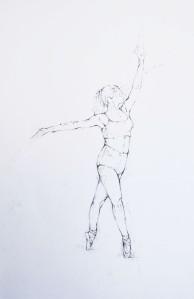 Dance Studies by Sam Jayne Simpson.