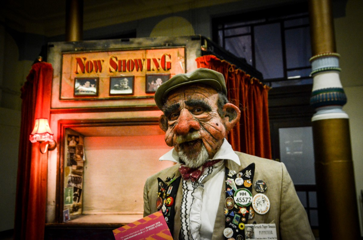 Showzam Circus Festival 2016Blackpool