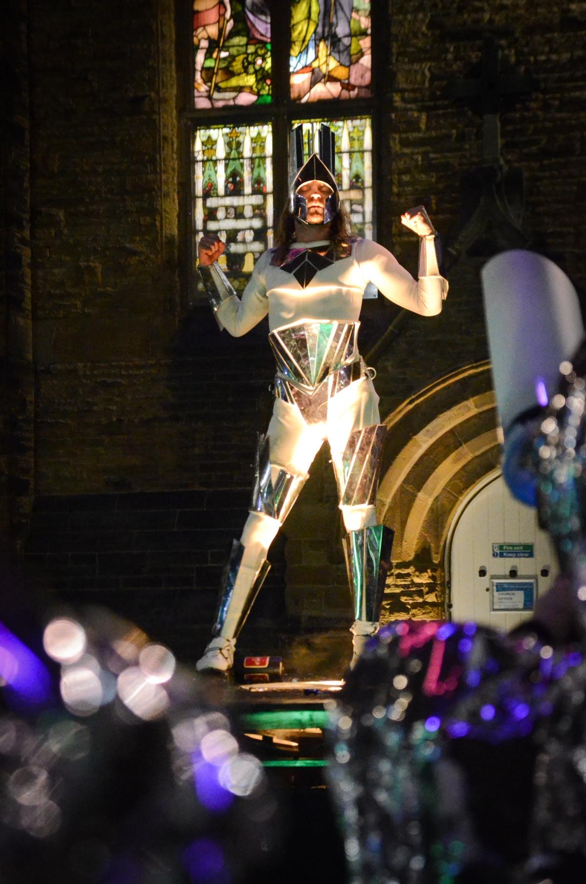 Lightpool  2016 Launch in Blackpool,UK.