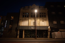 Yates Central Blackpool